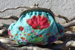 Unique Handbags. Handpainted Collection