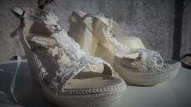 Wedding Shoes: Anchor