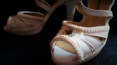 Reinvent your wedding shoes!