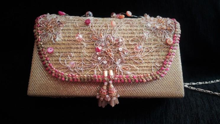Unique Handbags. Arabian Nights Collection