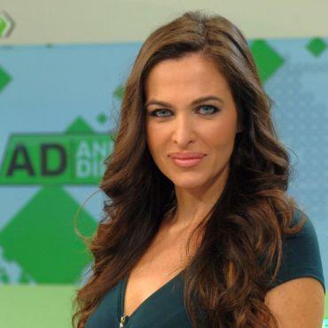 Carolina Martín, presentadora de televisión