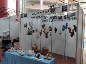 Stand de Vooss Atelier en Sevilla.