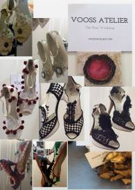 Shoes by Vooss Atelier
