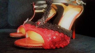 Reinvent your tango shoes!